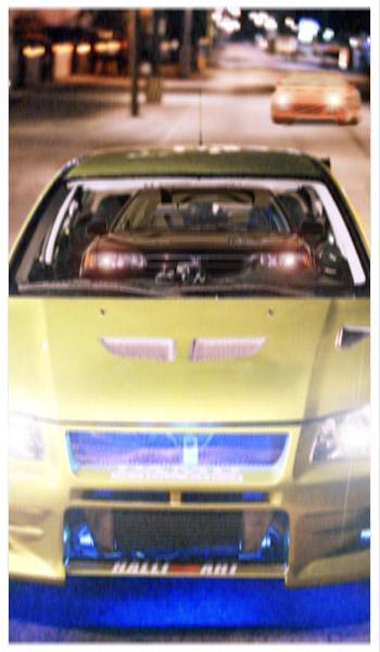 93 Accord (Fast & Furious)